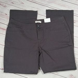 NWT Coldwater Creek pants gray size 14